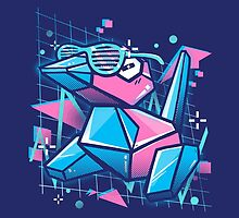Cool Porygon by miskiart