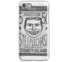 Steeplechase iPhone Case/Skin