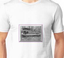 Abandoned Galaxie Unisex T-Shirt