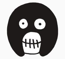 The Mighty Boosh – Black Mask Kids Tee