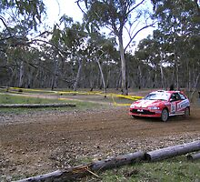 Mitsubishi Mirage EX Jappense circuit car verry not road legal by Malkman