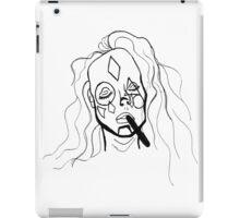 clownin around iPad Case/Skin