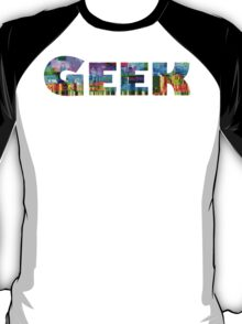 Geek Glitch T-Shirt