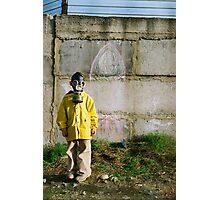 Young Cosmonaut Photographic Print