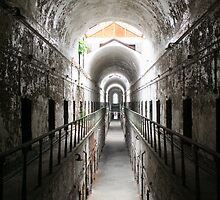 Eastern State Penitentiary by ALittleBitofRnR