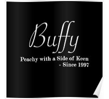 Buffy Since - Light Poster