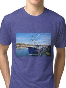 Sea Seeker - Lyme Regis Tri-blend T-Shirt