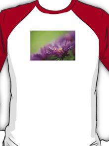 Dewy Purple Asters T-Shirt