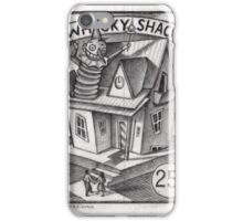 The Whacky Shack iPhone Case/Skin