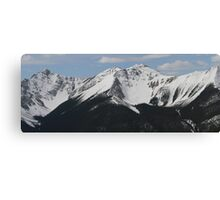 Rocky Mountains #2 Canvas Print