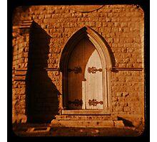 Cathedral Door Photographic Print
