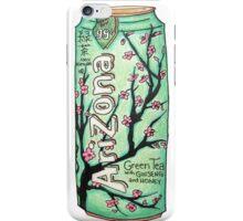 Arizona Iced Tea Sketch iPhone Case/Skin