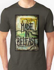 Made in Belfast oil pastel Unisex T-Shirt