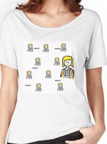margot 2 Women's Relaxed Fit T-Shirt
