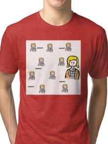 margot 2 Tri-blend T-Shirt
