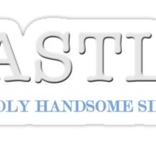Castle Since - Light Sticker