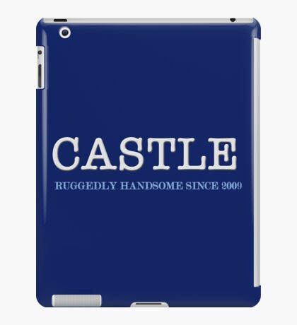 Castle Since - Light iPad Case/Skin