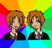 Harry Potter | Weasley Twins by Pendulum
