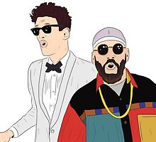 Chromeo - Frequent Flyer by ryanthecreator