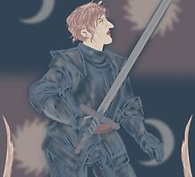 Brienne of Tarth by bluesparkle