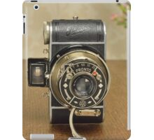Classic Camera Ihagee Parvola art deco iPad Case/Skin