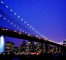 BROOKLYN BLUES by fashionforlove
