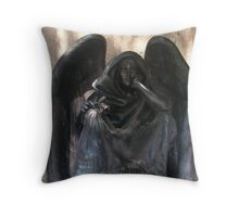 Grant's Angel of Death Throw Pillow