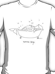 Bathtime Beluga T-Shirt