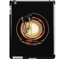 Abstract Art, Flipped Photo, multicolor, gifts, decor and wall art iPad Case/Skin
