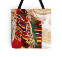 Traditional Bulgarian Knitting Tote Bag