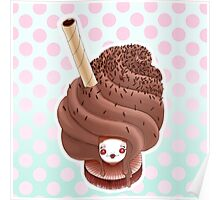 Doll faced dearies, Teresa triple chocolate delight Poster