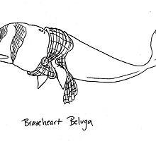 Braveheart Beluga by kellymaryanski