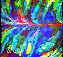 Being Centered by Christine Geith
