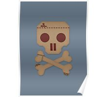 Paper Pirate Poster