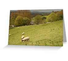 pastoral Greeting Card