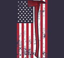 American Fire Service (blue) Unisex T-Shirt