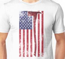 American Fire Service (white) Unisex T-Shirt