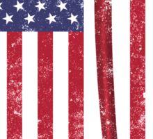 American Fire Service (white) Sticker
