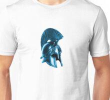 Greek Helmet Unisex T-Shirt