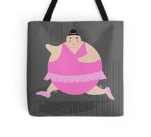 Ballerina in pose -1  Tote Bag