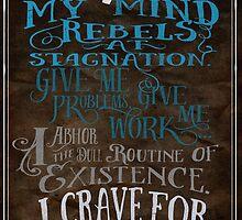 My Mind Rebels V2 by Konoko479