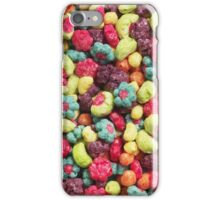 Fruit Shaped Cereal iPhone Case/Skin