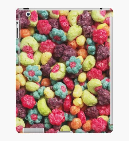 Fruit Shaped Cereal iPad Case/Skin