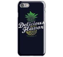 Delicious Flavor iPhone Case/Skin