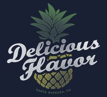 Delicious Flavor by TeeKetch