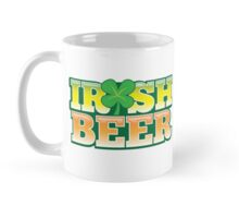 IRISH BEER in green Mug