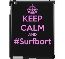 Surfbort. iPad Case/Skin