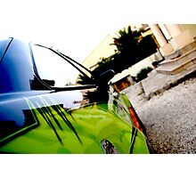 Modified sports car  (2008) Photographic Print
