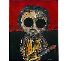 Texas Chainsaw Massacre........Leatherface Photographic Print