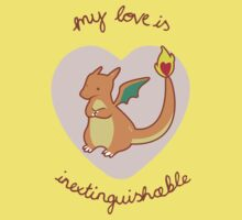 Charizard Valentine V2 Kids Clothes